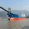 出售2006年建造4650吨自吸自卸砂船