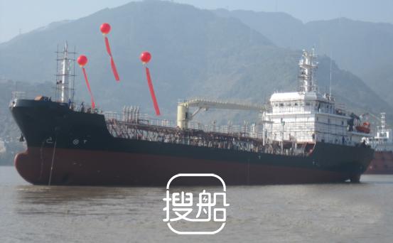 出售2013年3500吨成品油轮