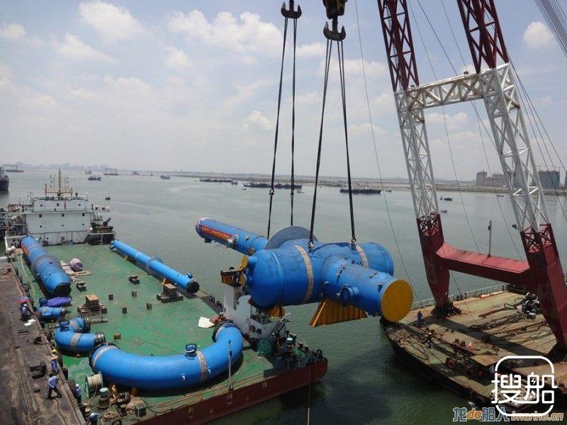 茂名中远物流圆满完成中国首套国产化E-Gas气化炉承运任 ...