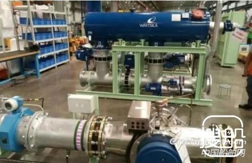 九江精密测试技术研究所获首个压载水管理系统订单