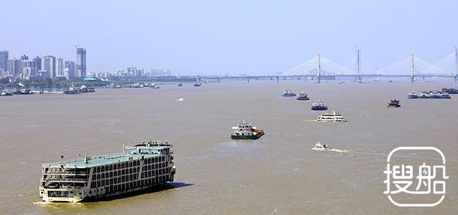 三季度长江航运景气状况稳中向好