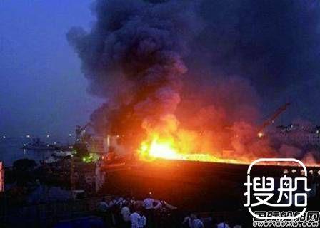 厕所惹的祸?印度最大造船厂爆炸真相曝光