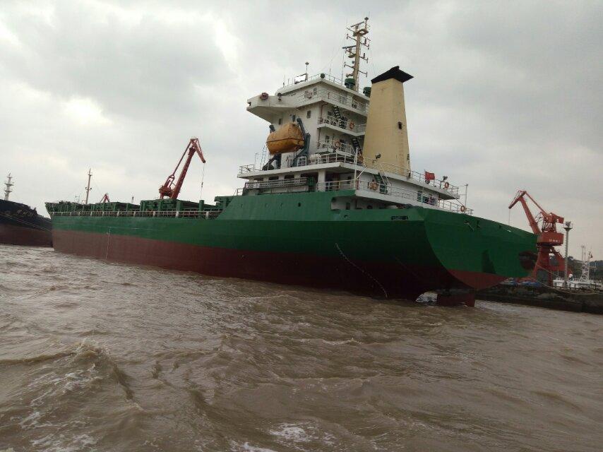 出售11200吨674TEU多用途船