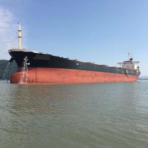 出售2009年造14188吨散货船