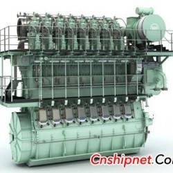 498b柴油机马力是多少 船用柴油机 MAN B&W S60MC-C8