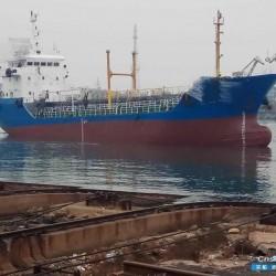 500吨油船报价 1630吨油船