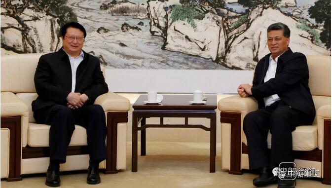 签署战略合作协议 中船重工与广东省签署战略合作协议:加快海上风电、海洋牧场等多个重大项目合作