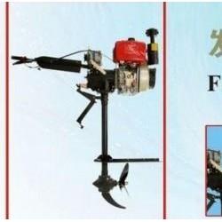 百胜舷外机(船外机)使用注意事项 米恒柴油船外机/齿轮传动4.2马力舷外机/渔船挂机