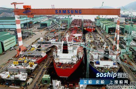 外高桥造船2018年订单 上周全球新造船市场订单量显著回升