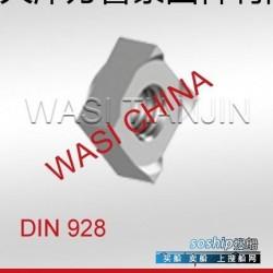 焊接螺母 现货供应焊接方螺母DIN928
