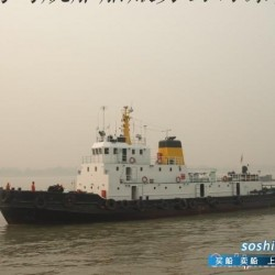 港口拖轮建造 2670马力拖轮1991年建造
