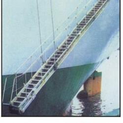 铝质活动地板 铝质活动踏步舷梯
