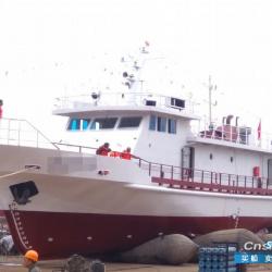 交通船 转让33米交通船