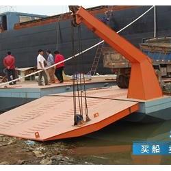 火车渡船 专业承建各种渡船