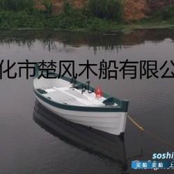 旅游船 欧式休闲船精品手划船旅游船