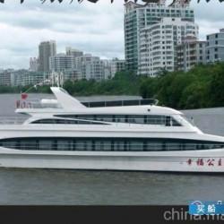 金色海岸游艇观光 供应广东民华游艇31.8米游览观光船
