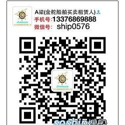 上海散货船公司 出售27500吨近海散货船
