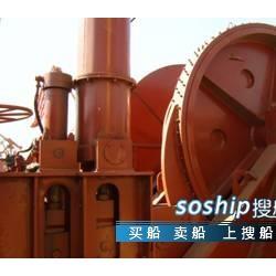船用液压锚机 液压设备类/锚机