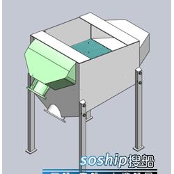 油水分离器工作原理 松海机械 WF80鱼水分离器