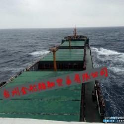 二手货船出售转让价格 出售12500吨干货船