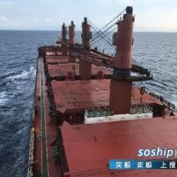 3000吨散货船出售 出售54000吨散货船