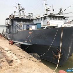 退役船 出售退役交通船