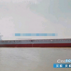小型江海散货船图片 售2018年造8000吨江海直达散货船