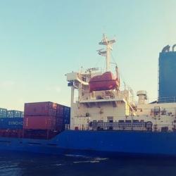 25000万标箱集装箱船 出售265TEUs 集装箱船