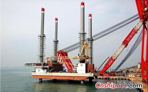 武汉船用机械获3座SE-300LB海工平台建造订单