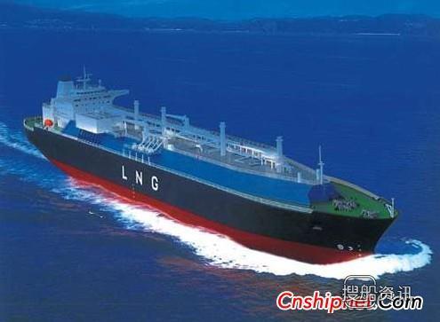 大宇造船海洋中标16艘LNG船订单