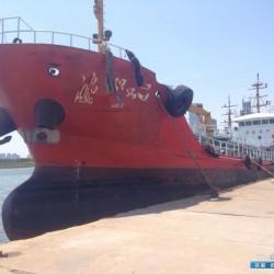 上海500吨油船出售 出售2006年近海2500吨一级油船