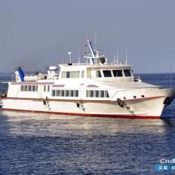 二手高速大型客船转让 转让270人高速客船