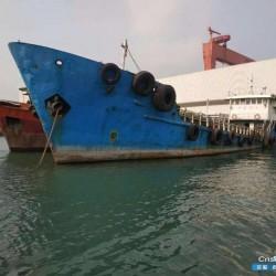 舟山污油船 转让500吨污油水船