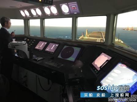 日本邮船推出新型千赢国际娱乐【平台】靠泊辅助系统
