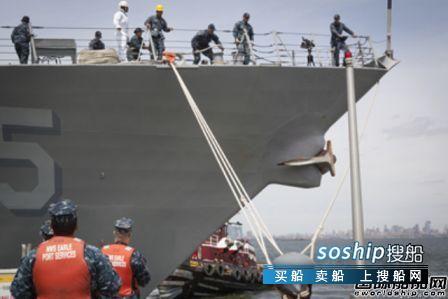 Phillystran续约为美国海军提供系泊缆