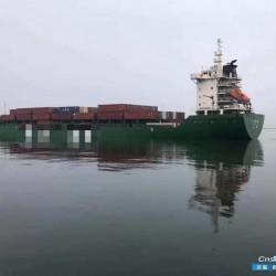 10万吨集装箱船有多大 转让22000吨集装箱船