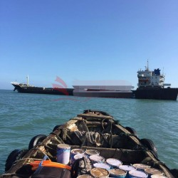 二手船出售转让信息 出售10060吨散货船