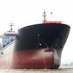 二手船出售转让信息 出售25600吨散货船
