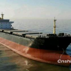 1000吨内河散货船 售2013年浙江造27300吨散货船