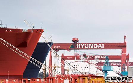中韩两国造船差距5.2年?
