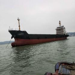 5000吨集装箱船多少钱 出售2300吨集装箱船