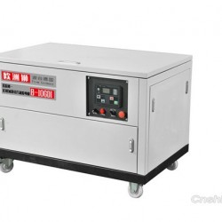 汽油发电机 欧洲狮10kw静音汽油发电机售价