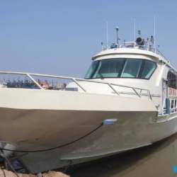 凯灵造船厂2019年有造新船嘛 售2019年新造29.7米交通船