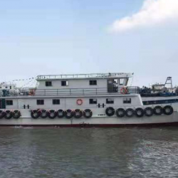 2017年中国海警船列表 售2017年江苏造34米交通船