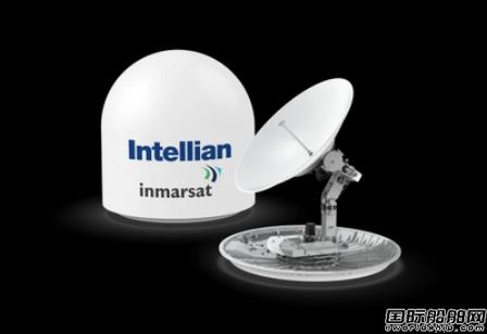 Intellian GX100NX天线通过Inmarsat型