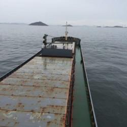 货船出售 出售8824吨散货船