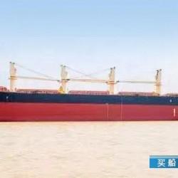 散货船出售 出售52403吨散货船