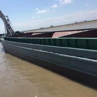 售;2002年沿海实载1100吨自卸沙船