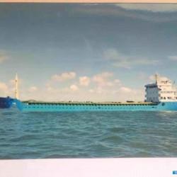 杂货船 出售3077吨杂货船