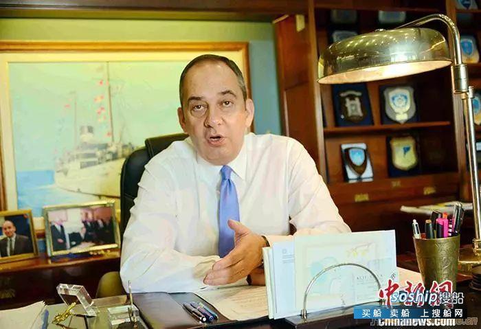 专访希腊海运和岛屿政策部部长:比雷埃